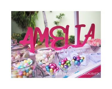 Amelia 1er añito