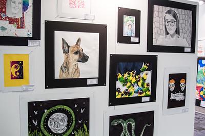 031318 Youth Art Exhibit