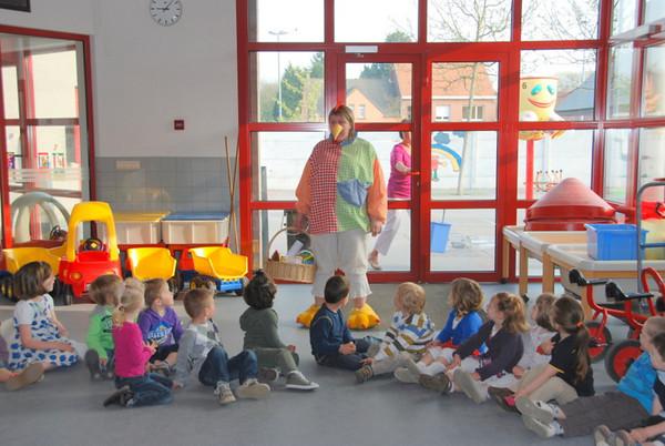 paasfeest kleuterschool