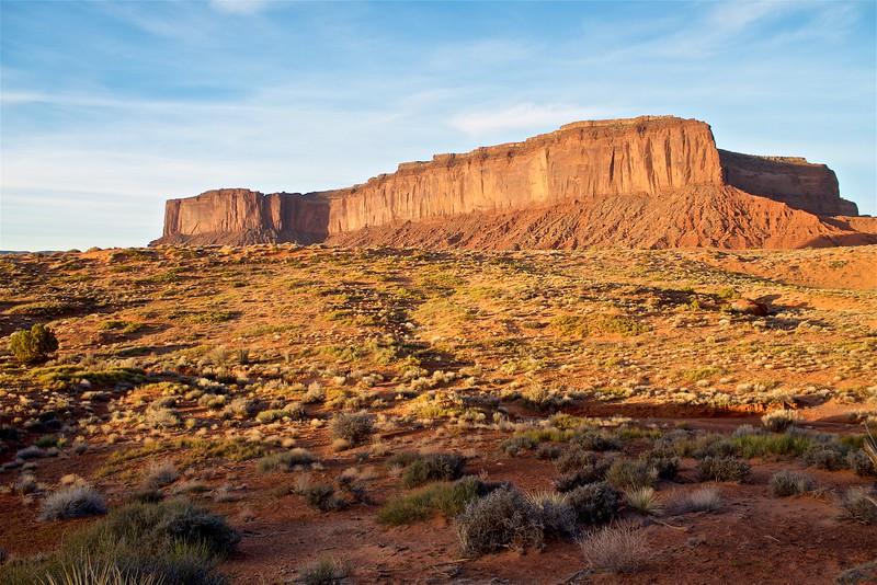 Monument Valley Navajo Tribal Park Mitchell Masa