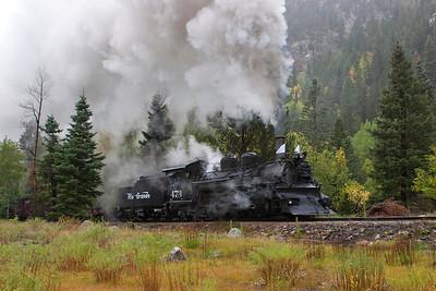 Durango & Silverton Railroad