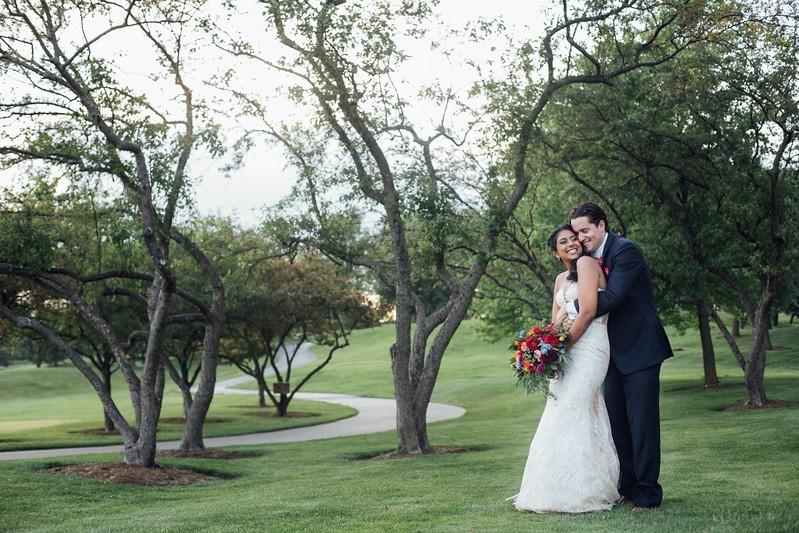LeCapeWeddings Chicago Photographer - Renu and Ryan - Hilton Oakbrook Hills Indian Wedding -  937.jpg