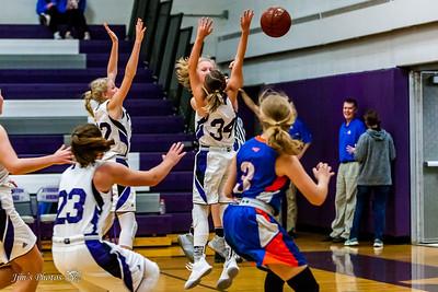 HS Sports - Stoughton Girls JV Basketball - Nov 18, 2017