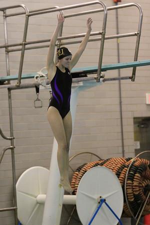 2011-2012 Ashland University Swimming and Diving
