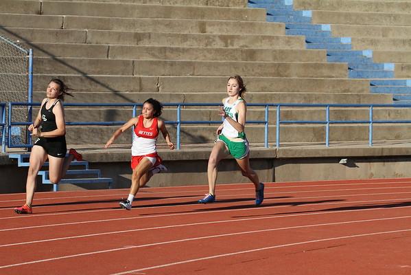 2015 San Angelo Track Meet