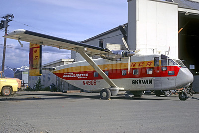 Short Brothers SC7 Skyvan