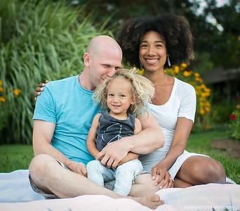 Aaron, Renee and Adrian