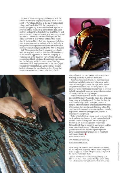 Batik Textiles, Indonesia