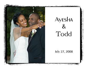 Ayesha & Todd