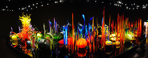 Chihuly Garden & Glass @ Seattle Center