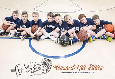 PH Boys 2nd Grade