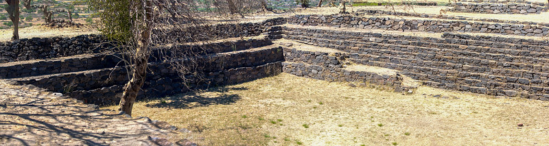 Peralta Ceremonial Pool.    The culture flourished from 300 to 650 BC.