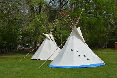 Powwow in Natchez