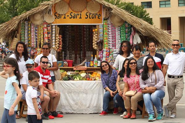 Philippine Festival Mississauga 2017 Sun