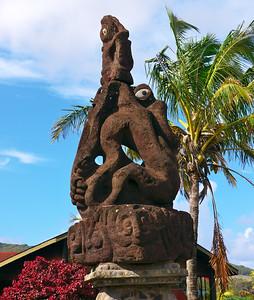 Rapa Nui - Hanga Roa and Vicinity