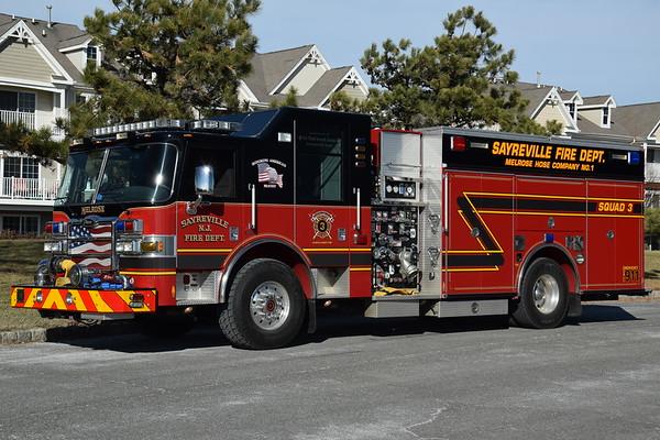 Sayreville Fire Department