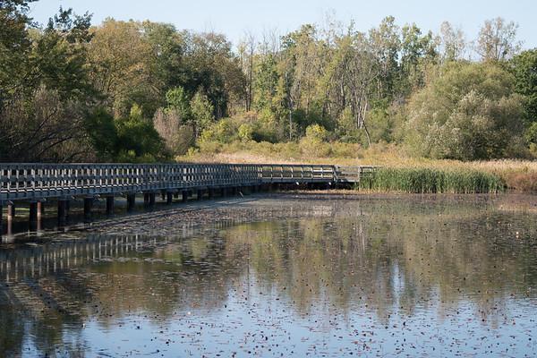 The Boardwalk at North Bay Park