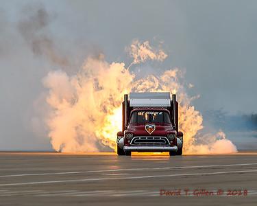 Smoke N Thunder