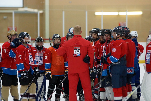 July August 2018 4 CanAm Hockey Camp  Ontario pics