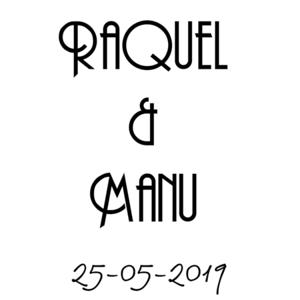 Raquel & Manu 25.05.19
