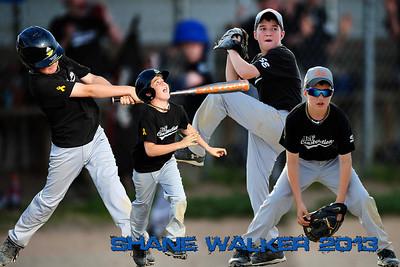 Shane Walker Poster