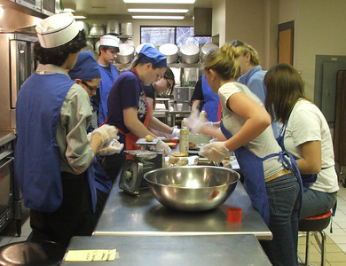 2008 - St.Nick Cookie Baking