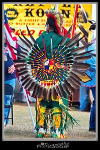 Indian Pow-Wow in Bartow Florida 1-8-2011