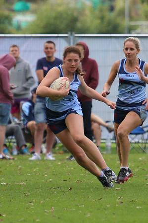 Women's Final Cyclones vs Warriors