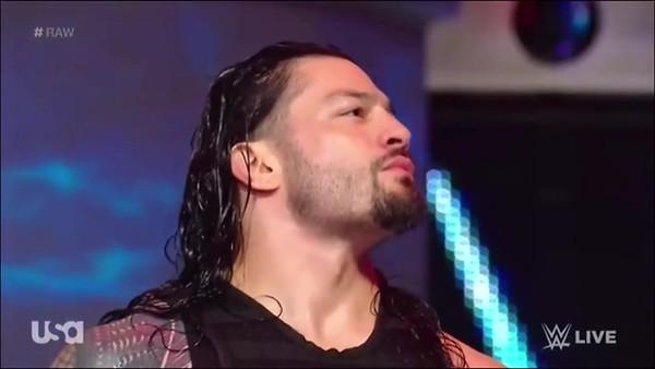 Roman Reigns - Raw Screencaps (Aug. 19, 2019)