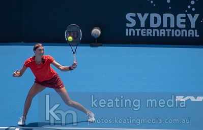 Sydney International Tennis January 8