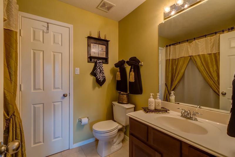 In-Suite Bathroom (Bedroom 4)