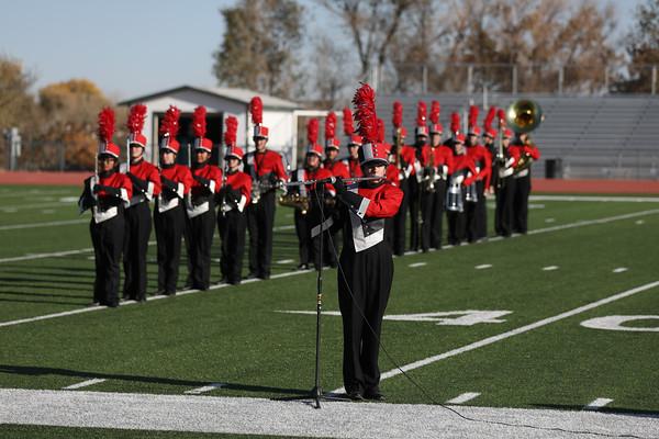 Durango HS Marching Band 10-30-19