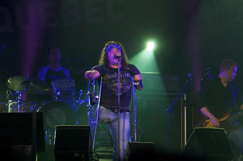 Gerry Francofolies, 16 juin 2011