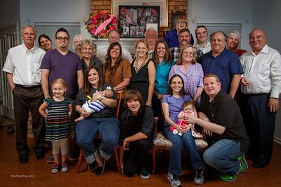 20130525 Family Photos at Lakeside (Daryl's House)