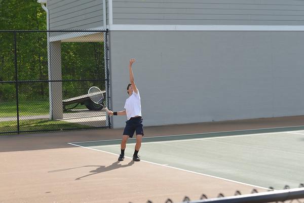 Middle School Boys' Tennis
