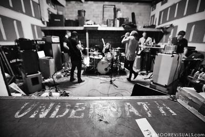Underoath - Practice - 3/11/16