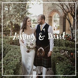 Aisling & David