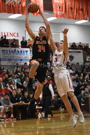 Silverton vs. Central Boys HS Basketball