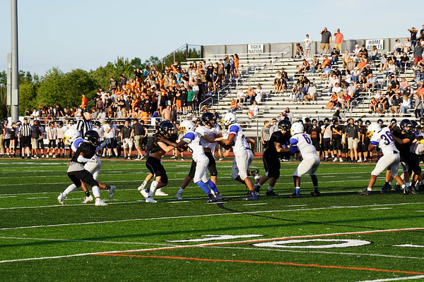 Varsity Football vs. Northwest Scrimmage