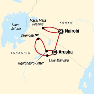 Best Safari Tour in Africa