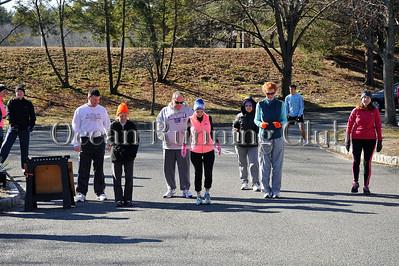 2012 Ocean Running Club Winter Series