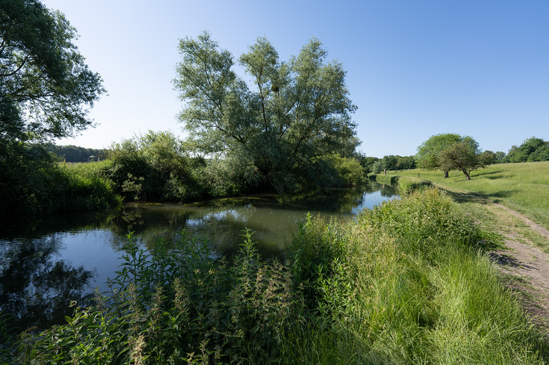 Cambridge to Grantchester Walk