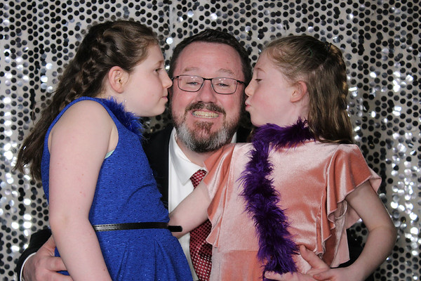 St. Patrick School Father-Daughter Dance 2019 (2/8/2019)
