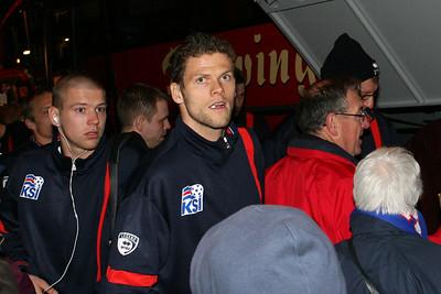 Eldri myndir af karlalandsliðum (2006-2010)