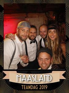 Teamdag Maasland