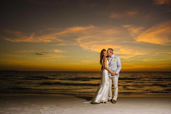 Fort DeSoto Tierra Verde Florida Wedding