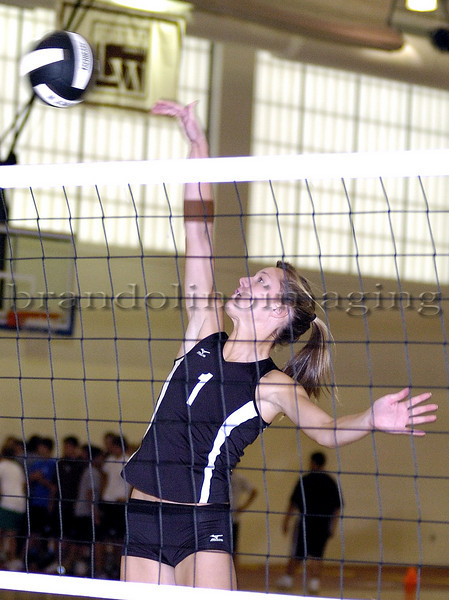 Lincoln-Way North Freshmen Girls Volleyball (2007)