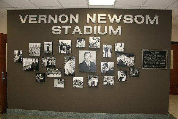 Newsom Stadium Naming
