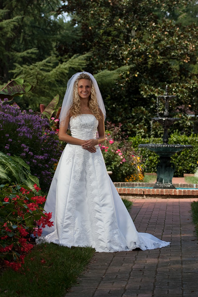 Jesse Newell Bridal Portrait
