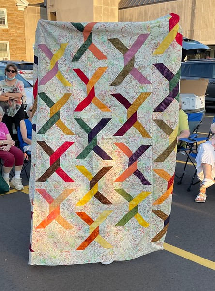 Also by Kathy Skelton.  A Gudrun Erla pattern.